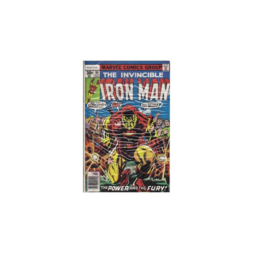 Iron Man #96 Comic Book