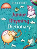 img - for Oxford Junior Rhyming Dictionary book / textbook / text book