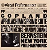Copland: Appalachian Spring/Fanfare For The Common Man/El Salón México/Danzón Cubano