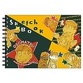 ヒサゴ おそ松さん 図案スケッチブック B6サイズ/おそ松 HG6971