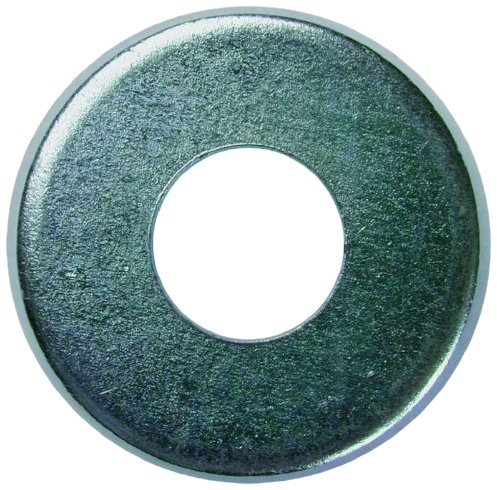L.H. Dottie Fw10 Flat Washer, 7/32-Inch Inner Diameter By 1/2-Inch Outer Diameter By 3/64-Inch Thickness, No.10 Bolt, Zinc Plated, 100-Pack