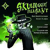Das Groteskerium kehrt zurück (Skulduggery Pleasant 2) | Derek Landy