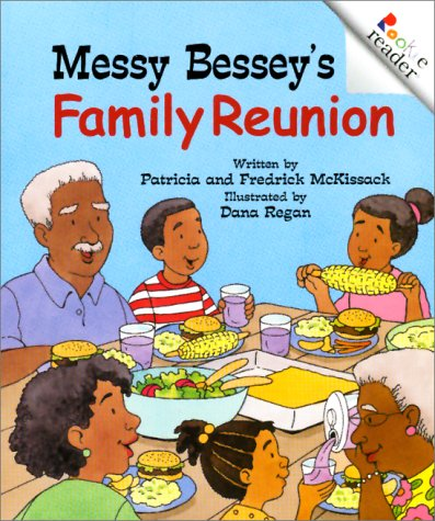 Messy Bessey's Family Reunion (Rookie Readers: Level C (Paperback)), McKissack, Patricia C