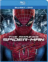 The Amazing Spider-man Three-disc Combo Blu-ray Dvd Ultraviolet Digital Copy by Sony