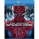 The Amazing Spider-Man (Three-Disc Combo: Blu-ray / DVD + UltraViolet Digital Copy)