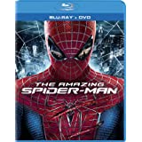 61HDWz6CUIL. SL500 SS160  The Amazing Spider Man   Three Disc Combo   $12.00!