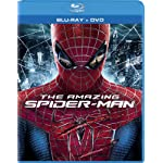 [US] The Amazing Spider-Man (2012) [Blu-ray + DVD + UltraViolet]