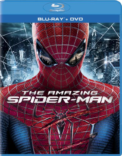 The Amazing Spider-Man (Three-Disc Combo: Blu-ray