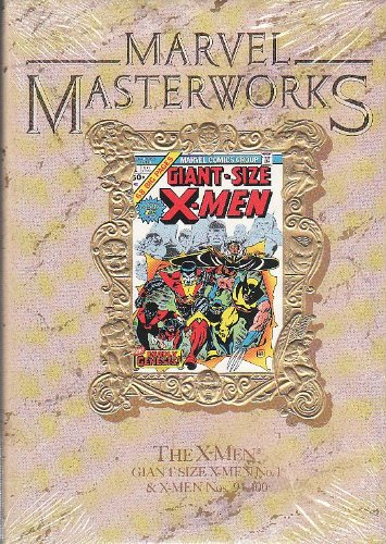 Marvel Masterworks Presents the X-Men: Giant-size X-Men, No. 1 and X-Men, No. 94-100 (Marvel Masterworks X Men compare prices)