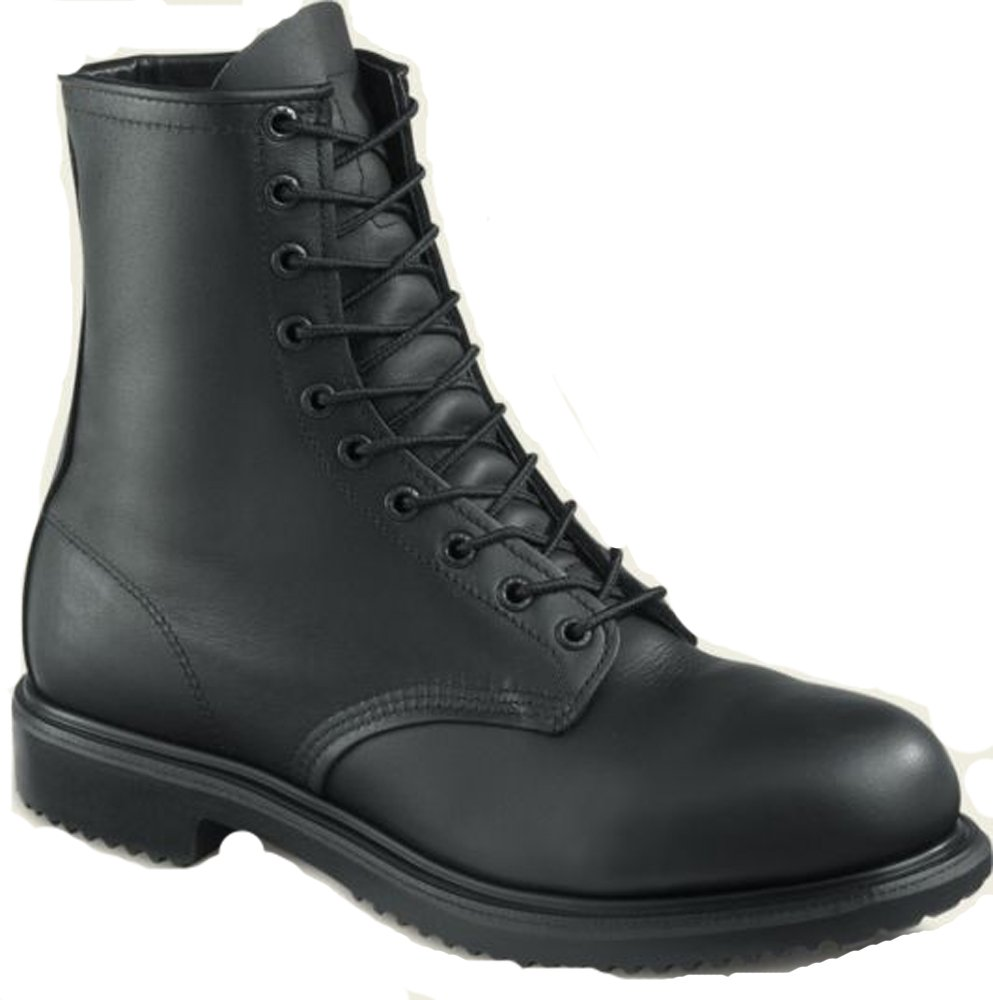Excellent Red Wing Steel Toe Work Boots For Men - Boots Image