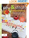 Sew & Stitch Embroidery: 20+ Simple S...