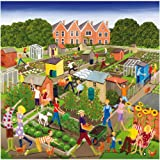 Wentworth New Jigsaw Puzzle 200 Pieces Louise Braithwaite - Allotments