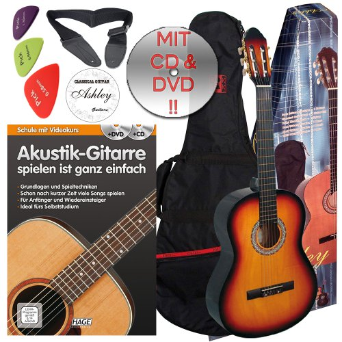 ashley-guitarra-clasica-de-concierto-con-case-sunburst-juego-de-4-4-para-edades-aprox-16-anos