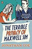 Jonathan Coe The Terrible Privacy Of Maxwell Sim