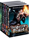 Skulduggery Pleasant Collection (Books 1 - 5) by Landy, Derek