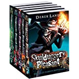 Skulduggery Pleasant Collection (Books 1 - 5)by Derek Landy