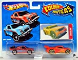 Mattel V1056 - Hot Wheels Colour Shifters 2er Pack Sort
