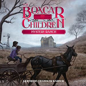 Mystery Ranch Audiobook