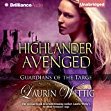 img - for Highlander Avenged: Guardians of the Targe, Book 2 book / textbook / text book