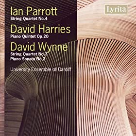 Wynne, Parrott, Harries: Chamber Music