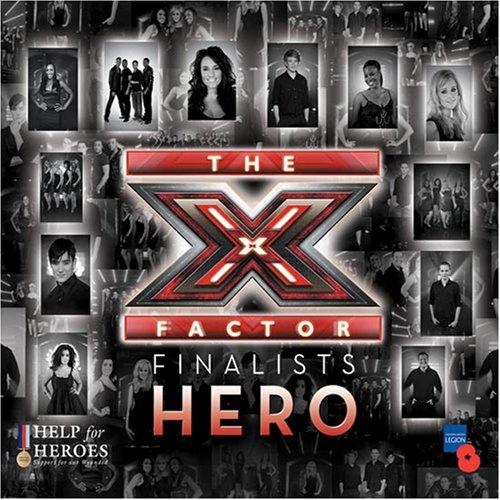 X Factor Finalists - Hero: Help for Heroes Charity Single - Zortam Music