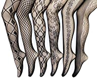 Frenchic Sexy Fishnet Lace Stocking T…