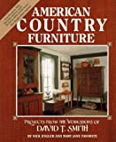 img - for American Country Furniture: Projects from the Workshop of David T. Smith book / textbook / text book