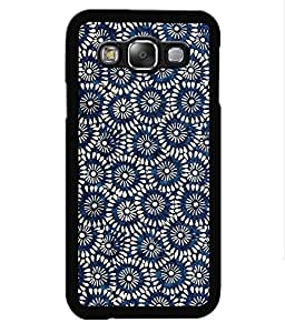 djipex DIGITAL PRINTED BACK COVER FOR SAMSUNG GALAXY E5