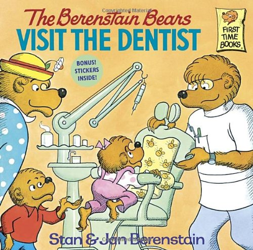 The Berenstain Bears Visit the Dentist (Berenstain Bears Tooth Fairy compare prices)