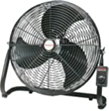 "HONEYWELL 220 Volt, HV180XAR 18"" Commercial Grade Floor Fan"