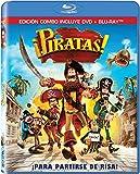 Piratas (Combo DVD + Blu-ray) [Blu-ray]