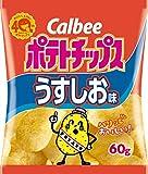 カルビー ポテトチップス うすしお味 60g × 12袋 ランキングお取り寄せ