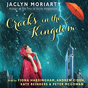 The Cracks in the Kingdom | Livre audio