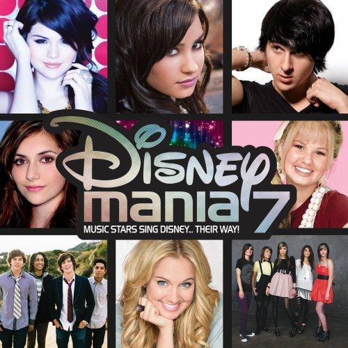 CrimsonRain.Com 英文大碟推薦:VA - Disney Mania 7