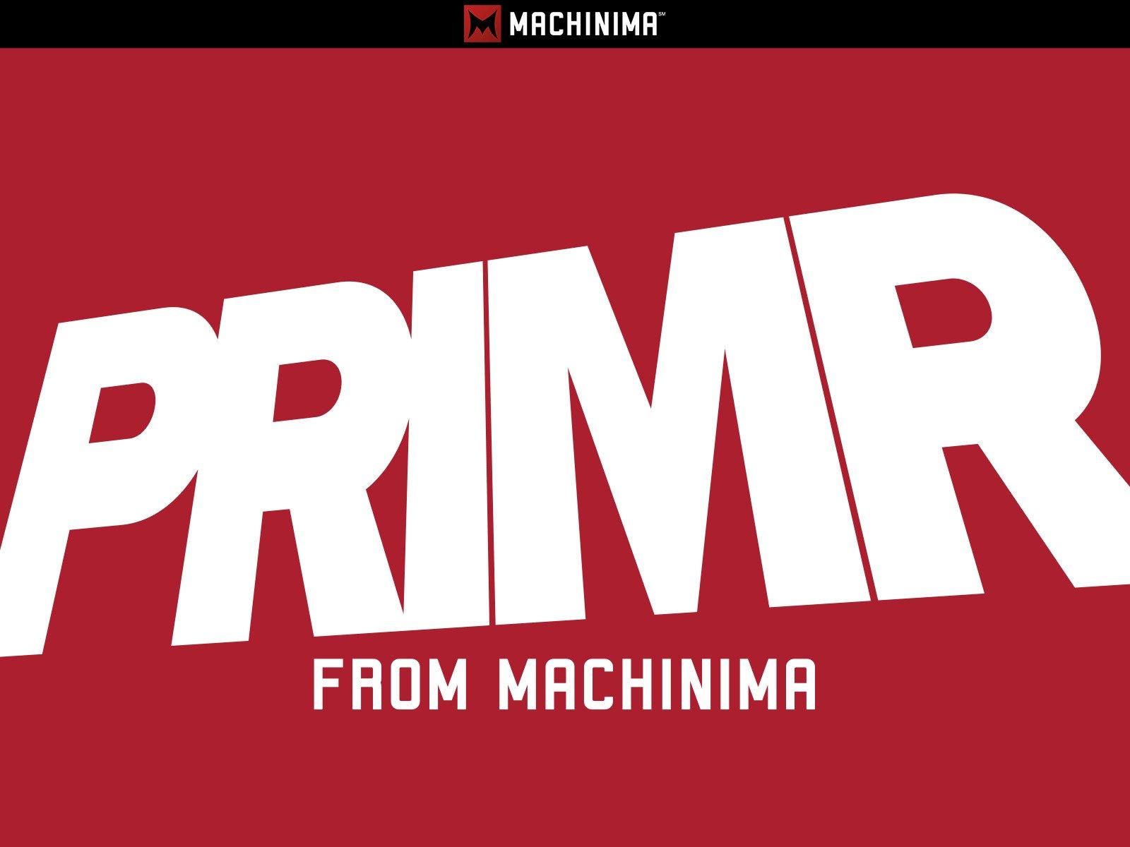 Primr on Amazon Prime Instant Video UK