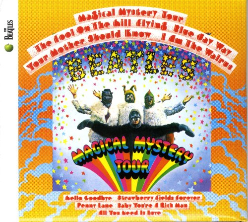 The Beatles - Magical Mystery Tour (Mono And Stereo) - Zortam Music