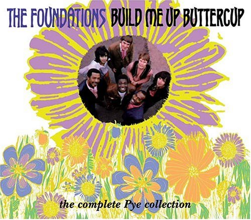The Foundations - Build me up buttercup (Single) - Zortam Music
