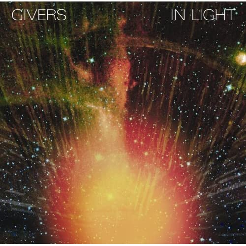 GIVERS Album Cover