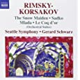 Rimsky-Korsakov:Snow Maiden (NAXOS 8572787)