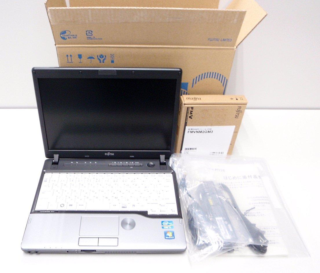 20159 Laptop Fujitsu A8280 Core2duo Ram 2gb Hdd 80gb Lifebook P772 E 4gb Hd