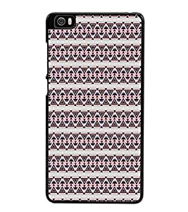 Colourful Pattern 2D Hard Polycarbonate Designer Back Case Cover for Xiaomi Mi 5 :: Redmi Mi5