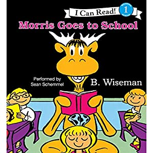 Morris Goes to School Audiobook