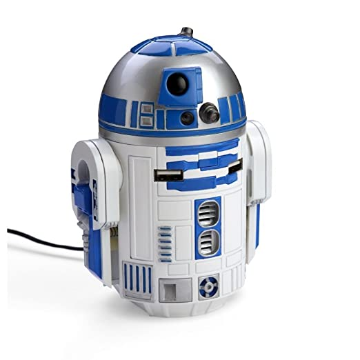This is on my Wish List: Star Wars R2-D2 USB Car Charger: Cell Phones & Accessories