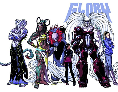 Glory Volume 1: The Once and Future Destroyer TP