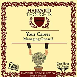 Harvard Business School Thoughts: 3 Peter Drucker titles and 4 more! (Seven Audiobook Collection) | [Peter F. Drucker, Amar V. Bhide, Deaver Brown]