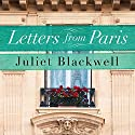 Letters from Paris Audiobook by Juliet Blackwell Narrated by Xe Sands