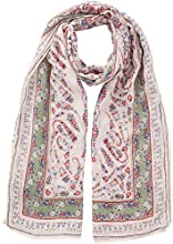 Pepe Jeans Women's Paul Floral Scarf