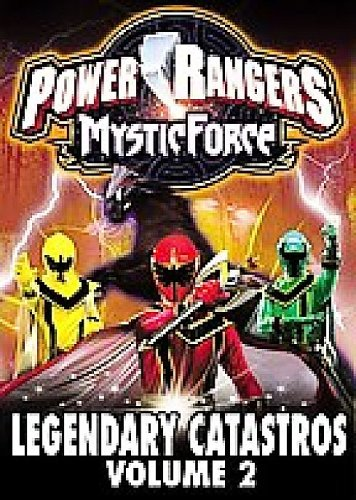 Power Rangers - Mystic Force - Vol.2 [DVD]