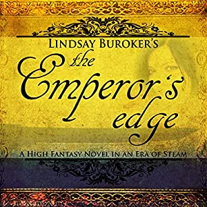 The Emperor's Edge Audiobook