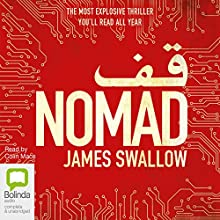 Nomad Audiobook by James Swallow Narrated by Colin Mace